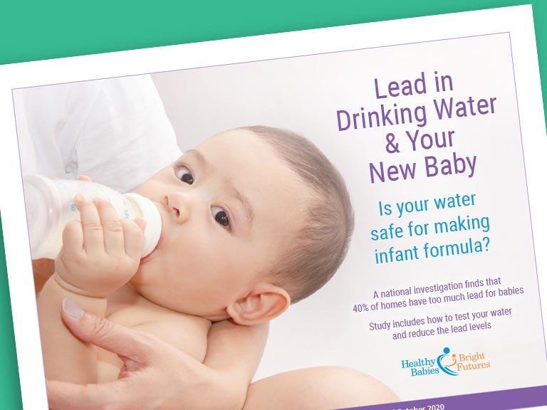 lead in tap water