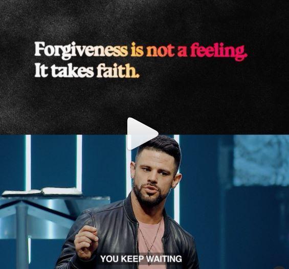 Sermon On Forgiveness