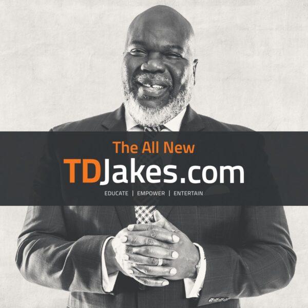Td Jakes Sermon Notes