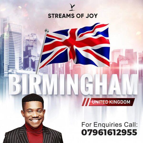 Streams Of Joy International Birmingham