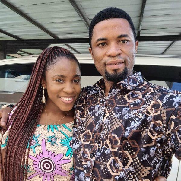 Apostle Michael Orokpo Wife