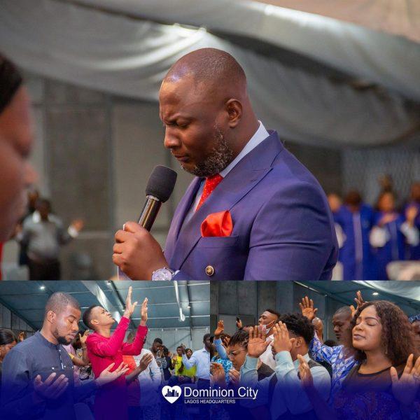 Pastor Shola Olapade
