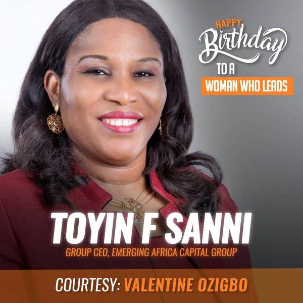 Toyin Sanni