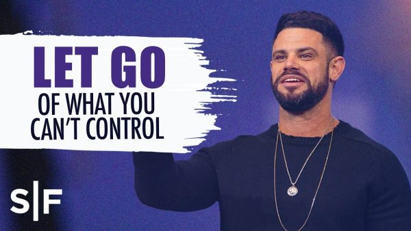 Download Sermon Note: Let Go Of What You Can'T Control | Steven Furtick Photo September 18, 2021