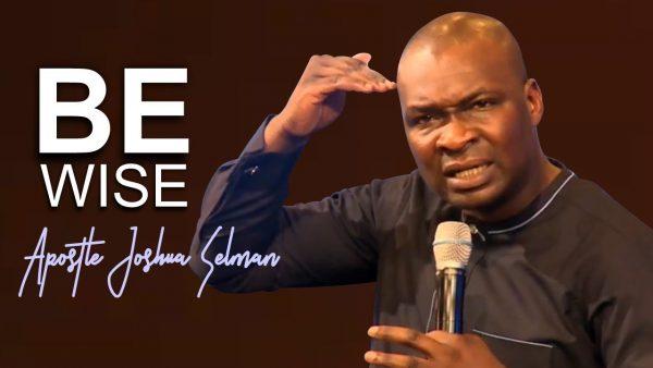 Apostle Joshua Selman Message On Wisdom And Understanding Photo October 16, 2021