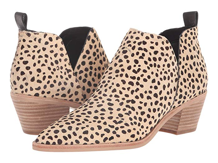 Dolce Vita Sonni Leopard Booties