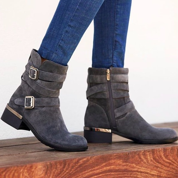 Vince Camuto Webey Moto Boot | Today's