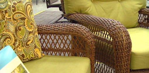 outdoor furniture from martha stewart living