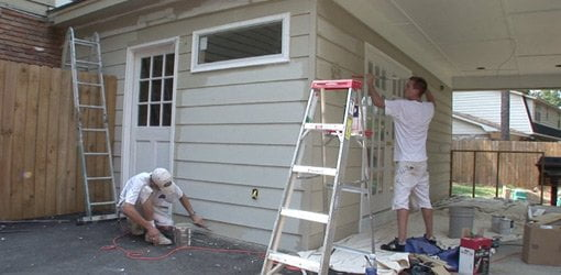 How To Turn A Carport Into Indoor Living Space Today S Homeowner