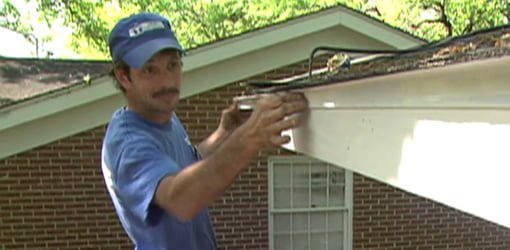 How to Replace Metal Drip Edge Eave Strips  Todays Homeowner