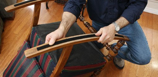 How to Protect Wood Floors from Rocking Chairs  Todays