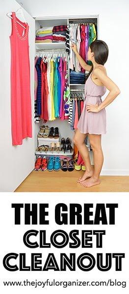 Closet-Cleanout