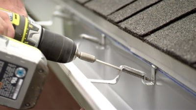 How To Install Rain Gutters  Today's Homeowner
