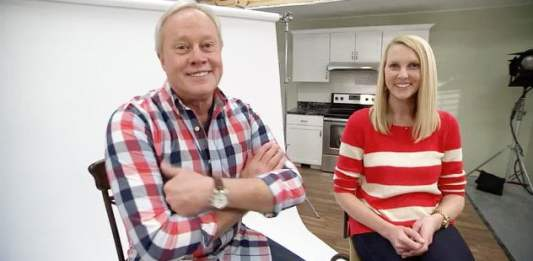 Danny and Chelsea with 20 Years of Kitchen Renovations