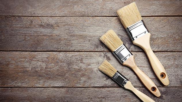 paintbrush types