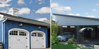 Garage or Carport