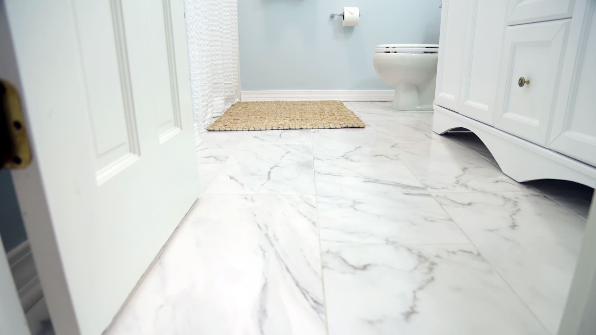 how to install ceramic tile on a tile floor