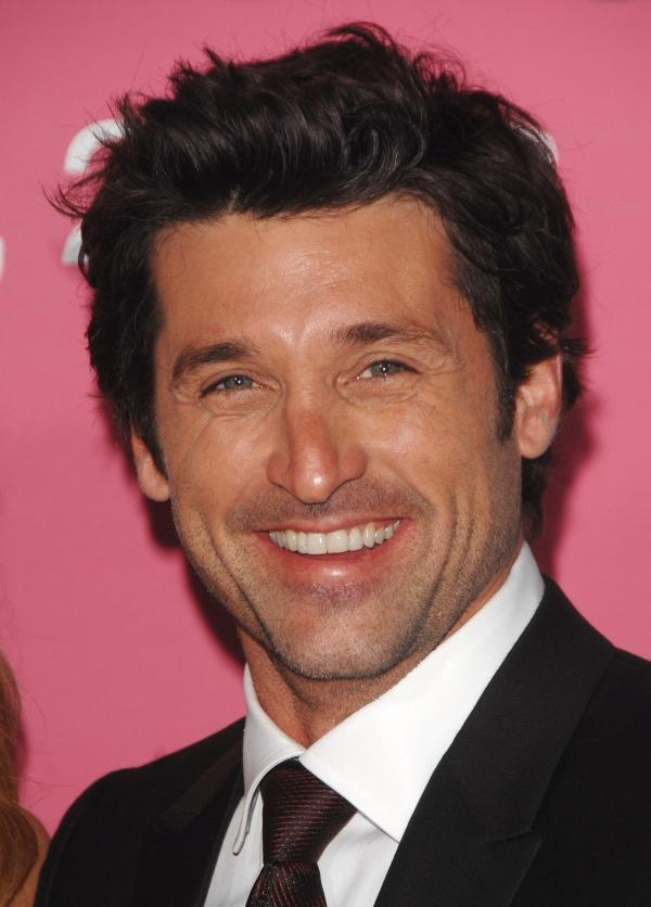 Patrick Dempsey Of Grey Anatomy Today Honoree Today' #1