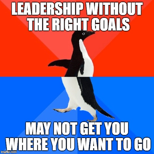 Management is dead! Long live leadership! Really?