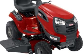 Craftsman YT 3000 46 inch 21 hp Riding Lawn Tractor Model 28852 Review 9