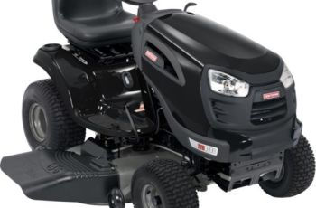 2011-2013 Craftsman YT 4500 54 inch 26 hp Riding Lawn Tractor Model 28858 Review 5