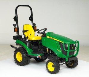 John Deere Launches New Line of Subcompact Tractors 1