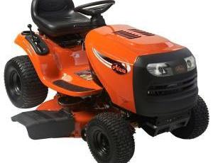 2011 Ariens 42 in 19 HP Model 960460024 Riding Lawn Tractor Review 4