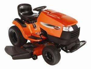 2011 Ariens 54 in 25 HP Garden Tractor Model 960460028 at Home Depot Review 4
