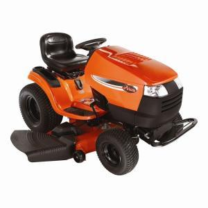 2011 Ariens 54 in 25 HP Garden Tractor Model 960460028 at Home Depot Review 1