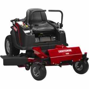 2011 Craftsman 28006 42 inch Zero-Turn Review 1