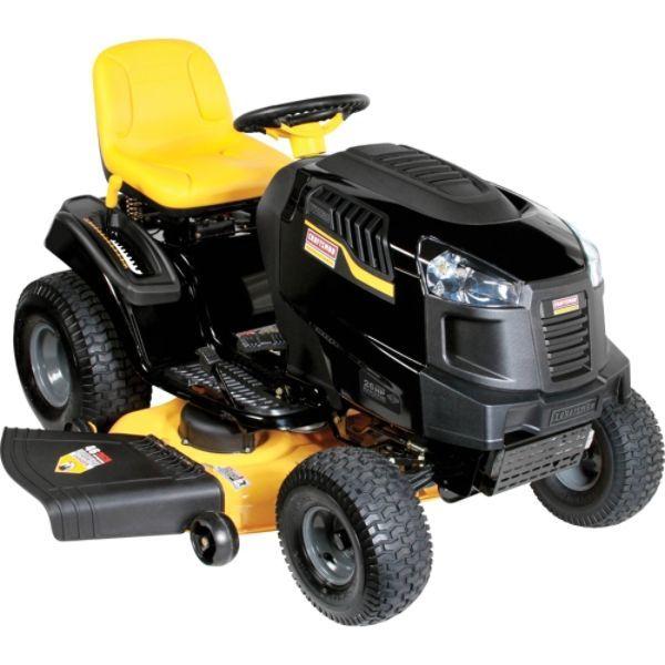 Pro Series Garden Tractor : Craftsman professional yard tractor inch hp