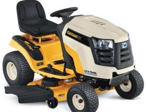 2011 Cub Cadet LTX 1045, LTX 1046 Riding Lawn Tractor Review 13
