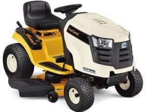 2011 Cub Cadet LTX 1040 Riding Lawn Tractor Review 4