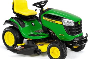 John Deere Recalls 100 Series Riding Lawn Mowers 3