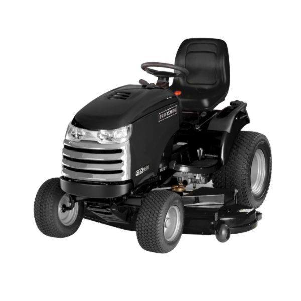 2014 Craftsman 30 Hp Garden Tractor : Craftsman ctx in hp premium model garden