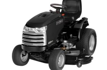 Craftsman CTX9500 54 in 30 hp Premium Model 25007 Garden Tractor Review 7