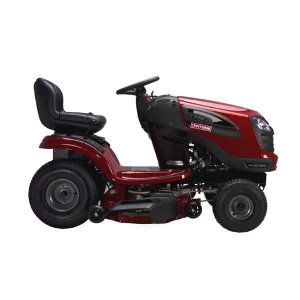 Craftsman Yt 3000 Lawn Tractor : Craftsman in hp yt gear drive model