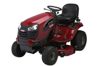 2012 Craftsman 42 in 24 hp YT 4000 Gear Drive Model 25023 Yard Tractor Review 8