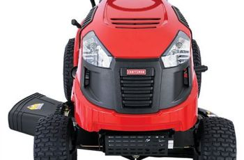 2012 Craftsman 42 in 19.5 hp LT 2000 Model 28884 Lawn Tractor Review 5