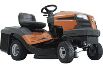 2012 Husqvarna SRD Model 28002 30 inch Bagging Mower 4