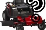 Is There a Way To Tell If You're Buying 2012 Model Lawn Tractor, As Opposed To The 2011 Model? 1