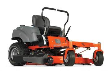 2012 Husqvarna Model RZ5424 54 in 24 hp Zero-Turn Review 6