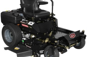 2012 Craftsman 48 in 24 hp Model 25003 Zero-Turn Review - They Almost Got This One Right! 3