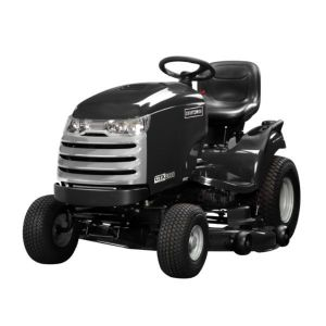2012 Craftsman CTX9000 46 in 22 hp Premium Model 25005 Yard Tractor Review 1