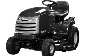 2012 Craftsman CTX9000 46 in 22 hp Premium Model 25005 Yard Tractor Review 9