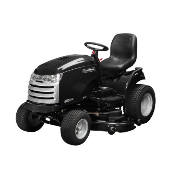 2012 54 Craftsman Zero Turn Mower