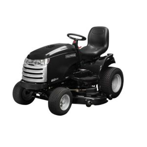 2012 52 in 26 hp Craftsman CTX 9500 Premium Model 25006 Garden Tractor Review 1
