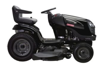 2012 Craftsman 54 in 26 hp GEAR DRIVE GT 5000 Model 25024 Yard Tractor Review 4