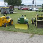 """Weekend of Freedom"" Celebrating 50 Years Of John Deere The Lawn Tractor 73"