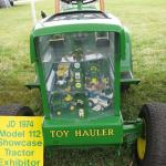 """Weekend of Freedom"" Celebrating 50 Years Of John Deere The Lawn Tractor 71"